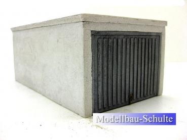 modellbau betongarage fertigmodell. Black Bedroom Furniture Sets. Home Design Ideas