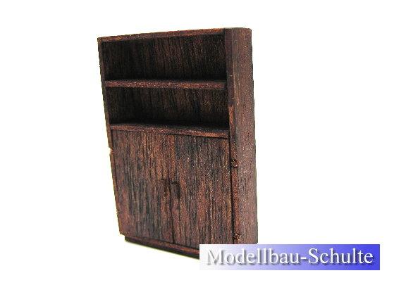 modellbau schrank mit zwei t ren. Black Bedroom Furniture Sets. Home Design Ideas