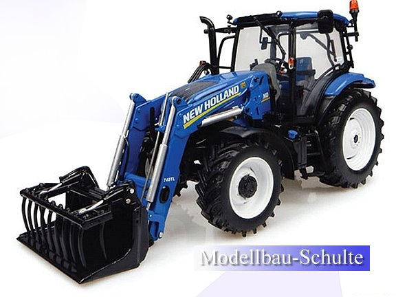 Modellbau schulte shop uh new holland t mit frontlader